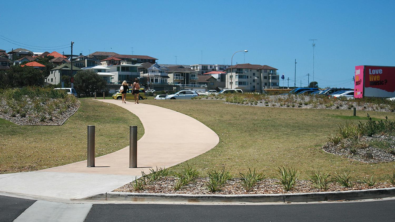 4-pathway through landscape area on western edge of carpark.jpg