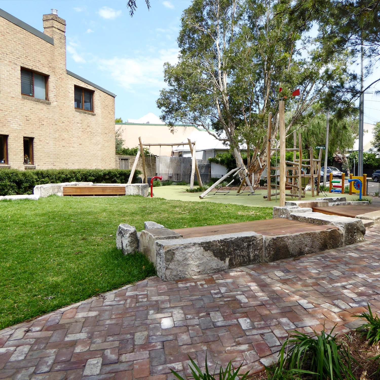 Renwick Street Park Playground