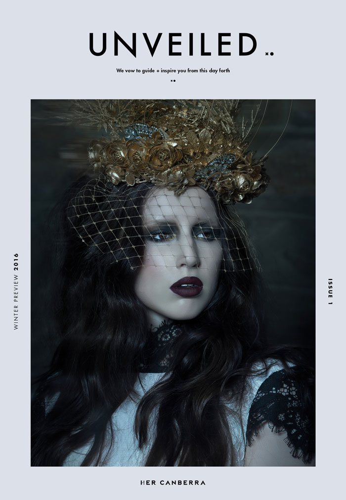 Unveiled Magazine  by  HerCanberra