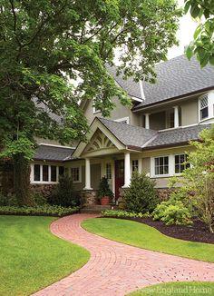 Beautiful New England Home