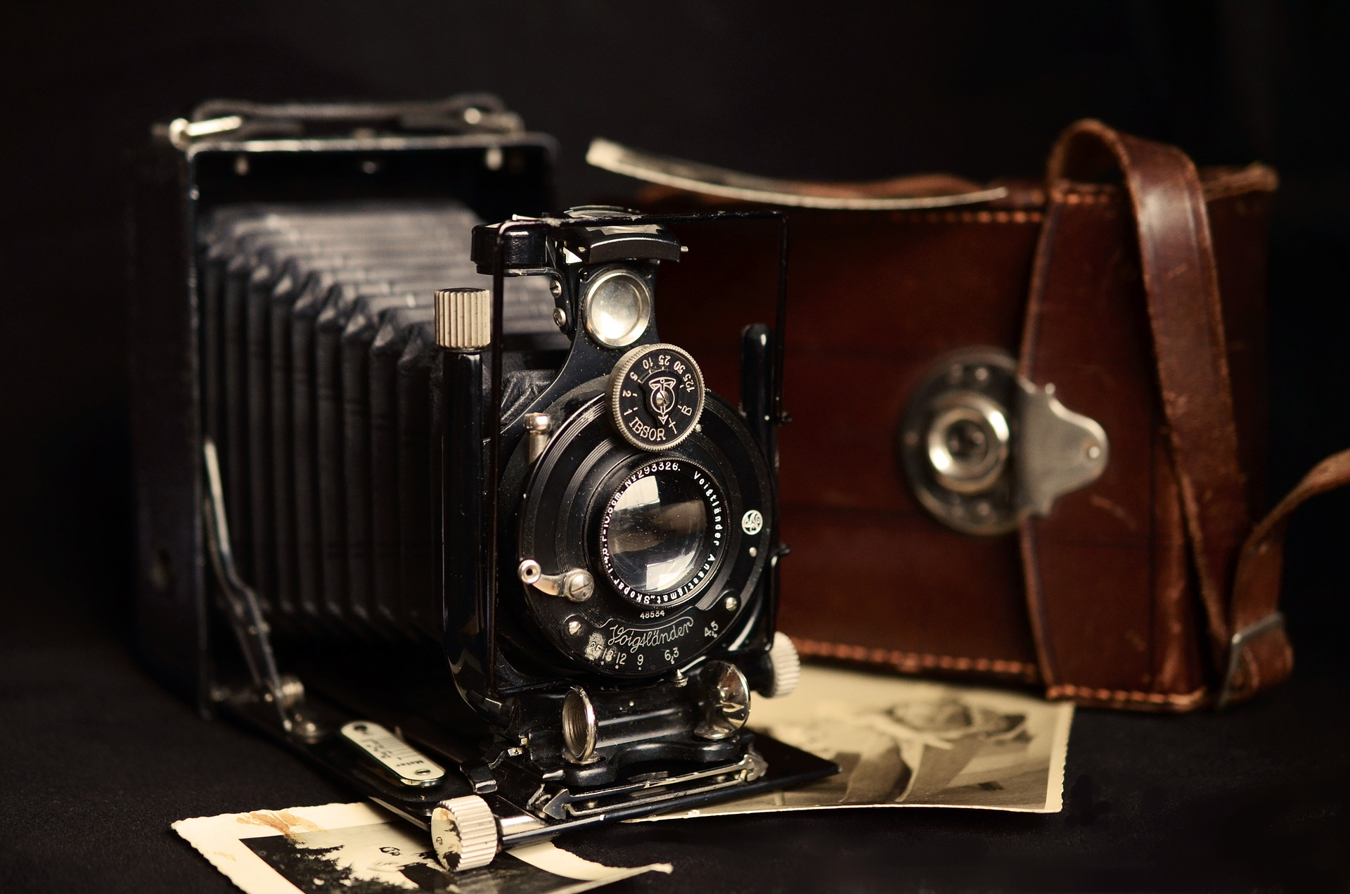 Vintage Camera in Mint Condition