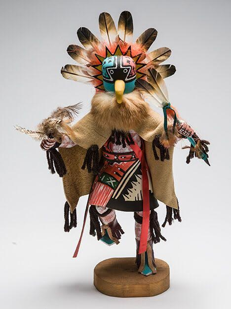 Native Indian Doll in Mint Condition