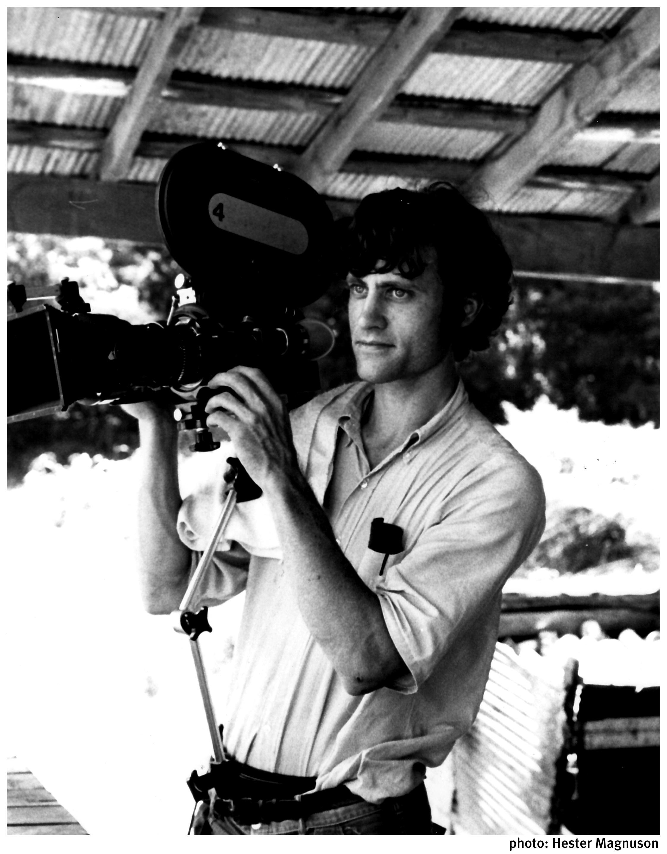 Bill Ferris in the 1970s