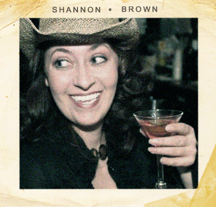 Shannon Brown  (Lead Vocals)