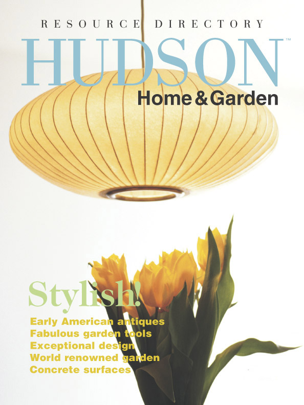Hudson Home and Garden Cover