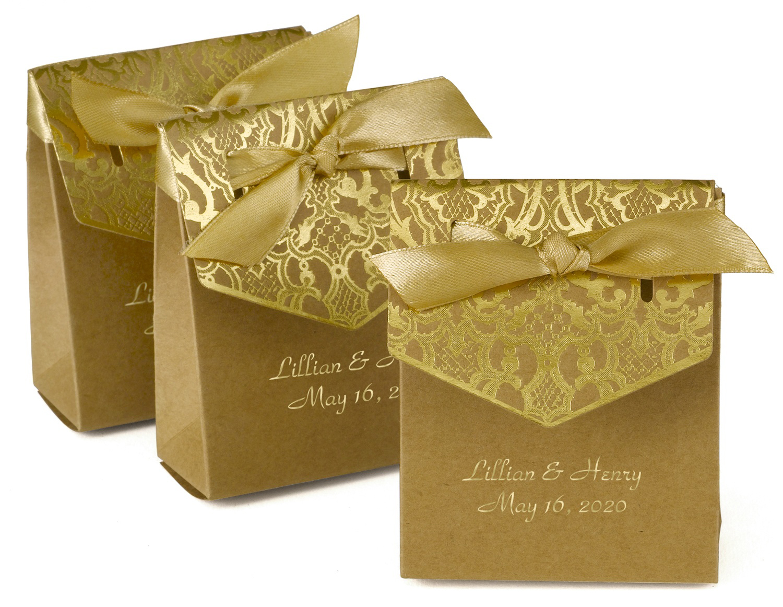 Vintage Favor Boxes