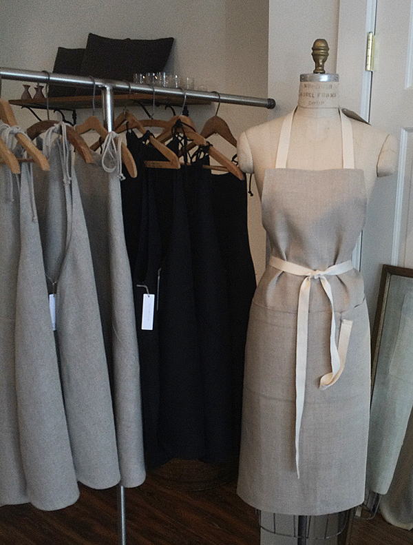 Linen Halters and Aprons