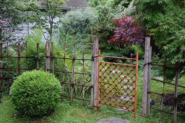 A  Tea Garden  in Tivoli—A Japanese-inspired tea garden that won Gardenista's 2015 Best Garden Design Award.  Garden Tour: Saturday, August 6, 2016, 10:00am - 4:00pm, Tivoli, NY