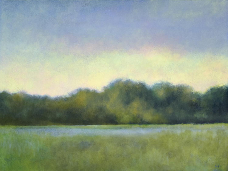 Golden Light II, 36 x 48