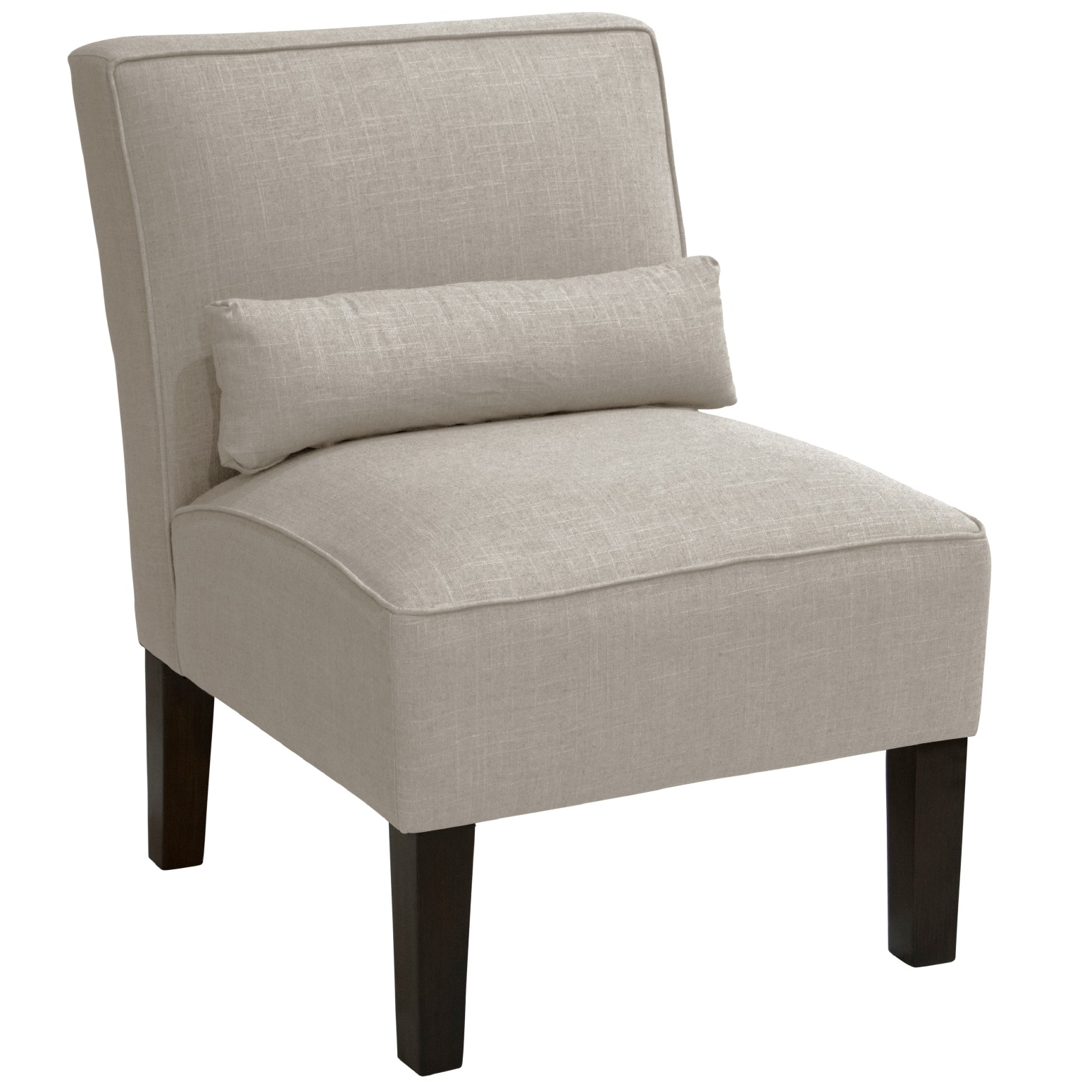 Maran Slipper Chair, Beige