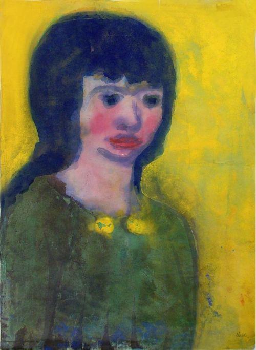 Emil Nolde, Galerie St. Etienne