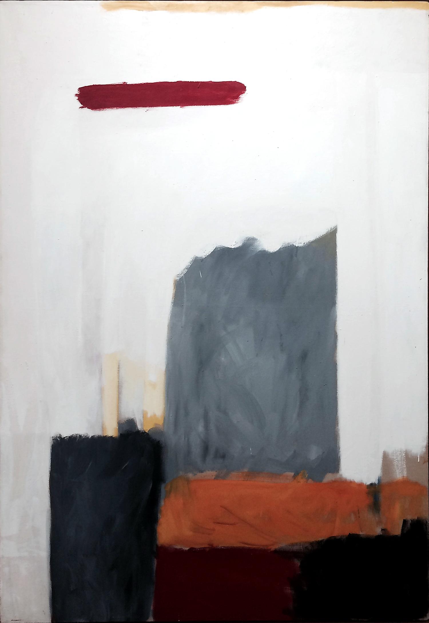 Giorgio Cavallon, Manny Silverman Gallery