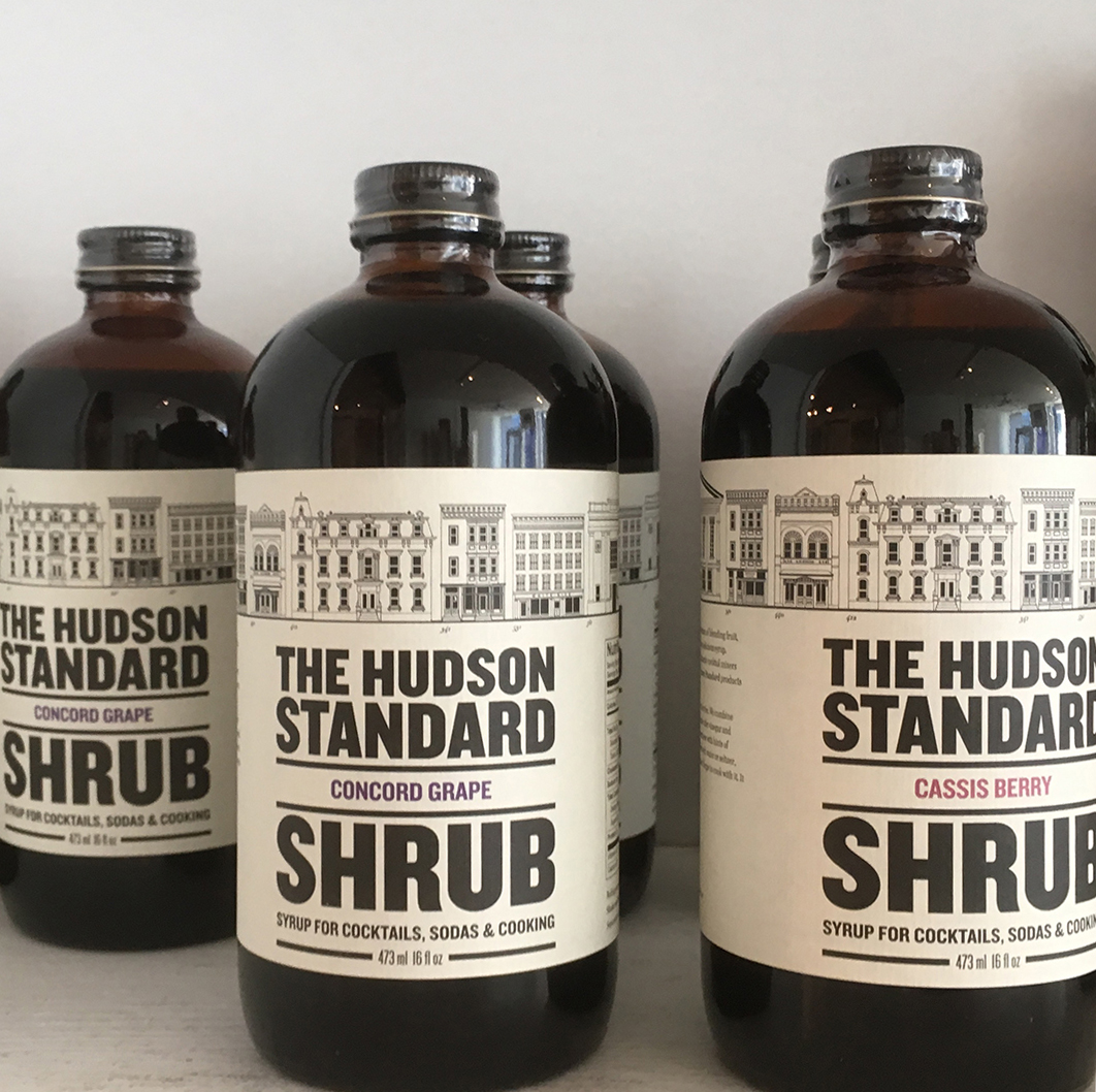Fruit Shrubs - Cocktail Time!