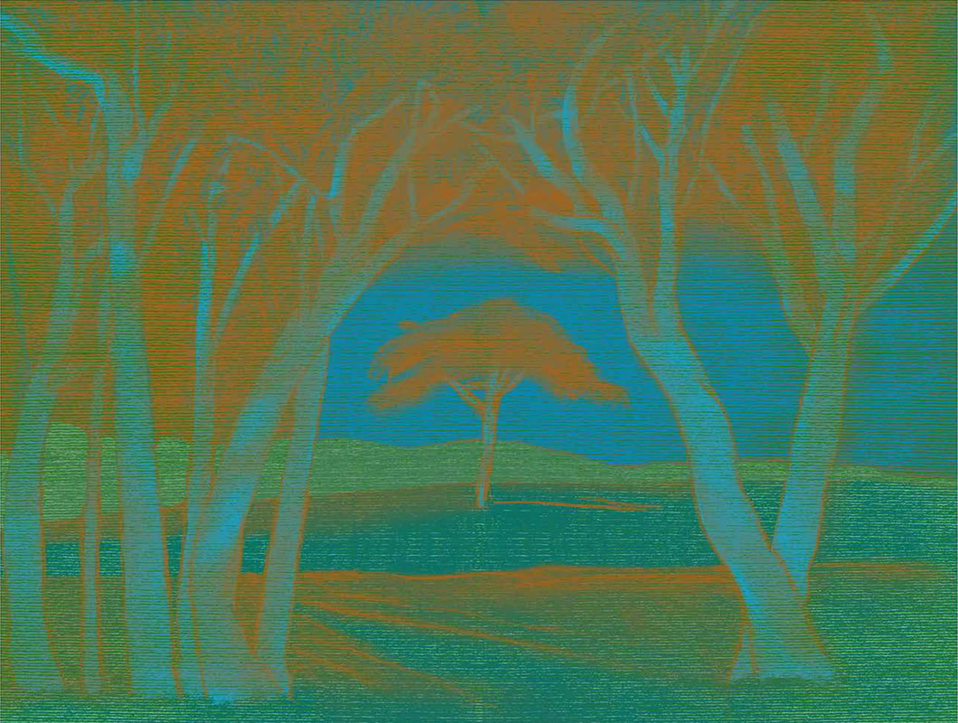 Lonely Tree, Milton Glaser