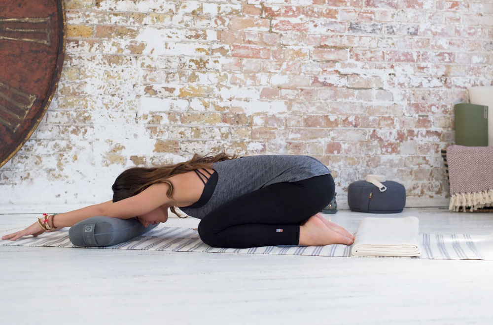 PHOTOS BY KAREN YEOMANS FOR YOGAMATTERS