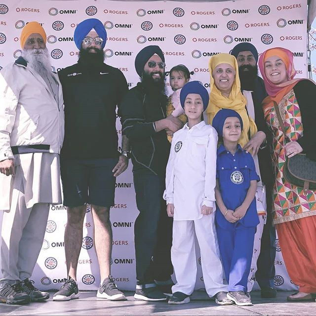 Before we get too far into May, I better post some #Vaisakhi pics! Thanks to everyone who came by the #OMNI TV tent during the festivities!  Photo Credits: Margaret Wong Amrit Gill and others