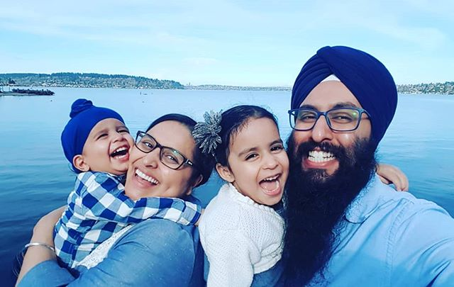 The kids are SO lucky and blessed to have Sukhy as their mom. Words can't justify how amazing she is, how much love she gives and how much fun she is! Thanks Sukhy for being such a fabulous Mom!  #HappyMothersDay #HappyMothersDay2019