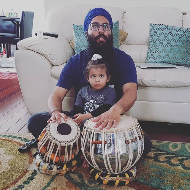 First weekend without hockey and it certainly feels weird...but here's my son and I jamming on the #Tabla, while watching one of the 1st round Game 7's from this season's #StanleyCup playoffs.  There were actually 6 do or die Game 7's in the 2019 #NHL playoffs...And yes they all had jaw dropping moments!