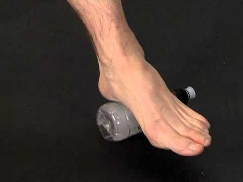 Rodillo para planta del pie