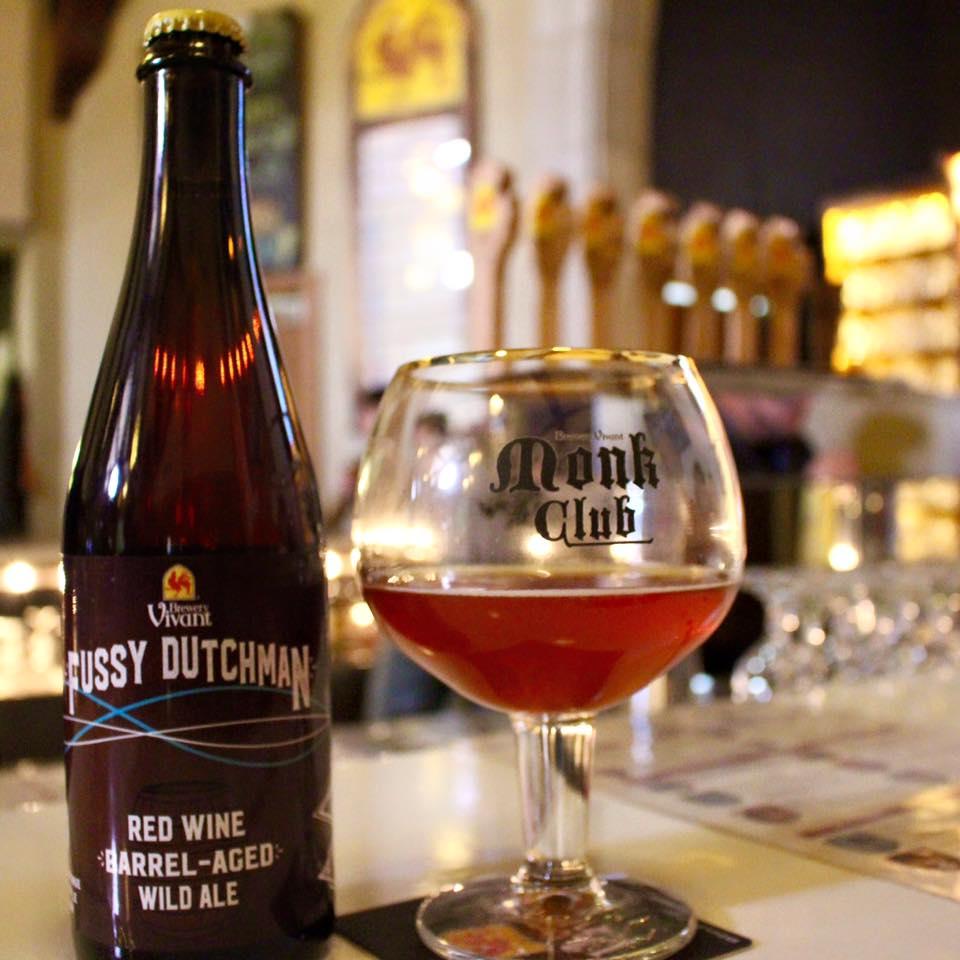 Fussy Dutchman at Brewery Vivant