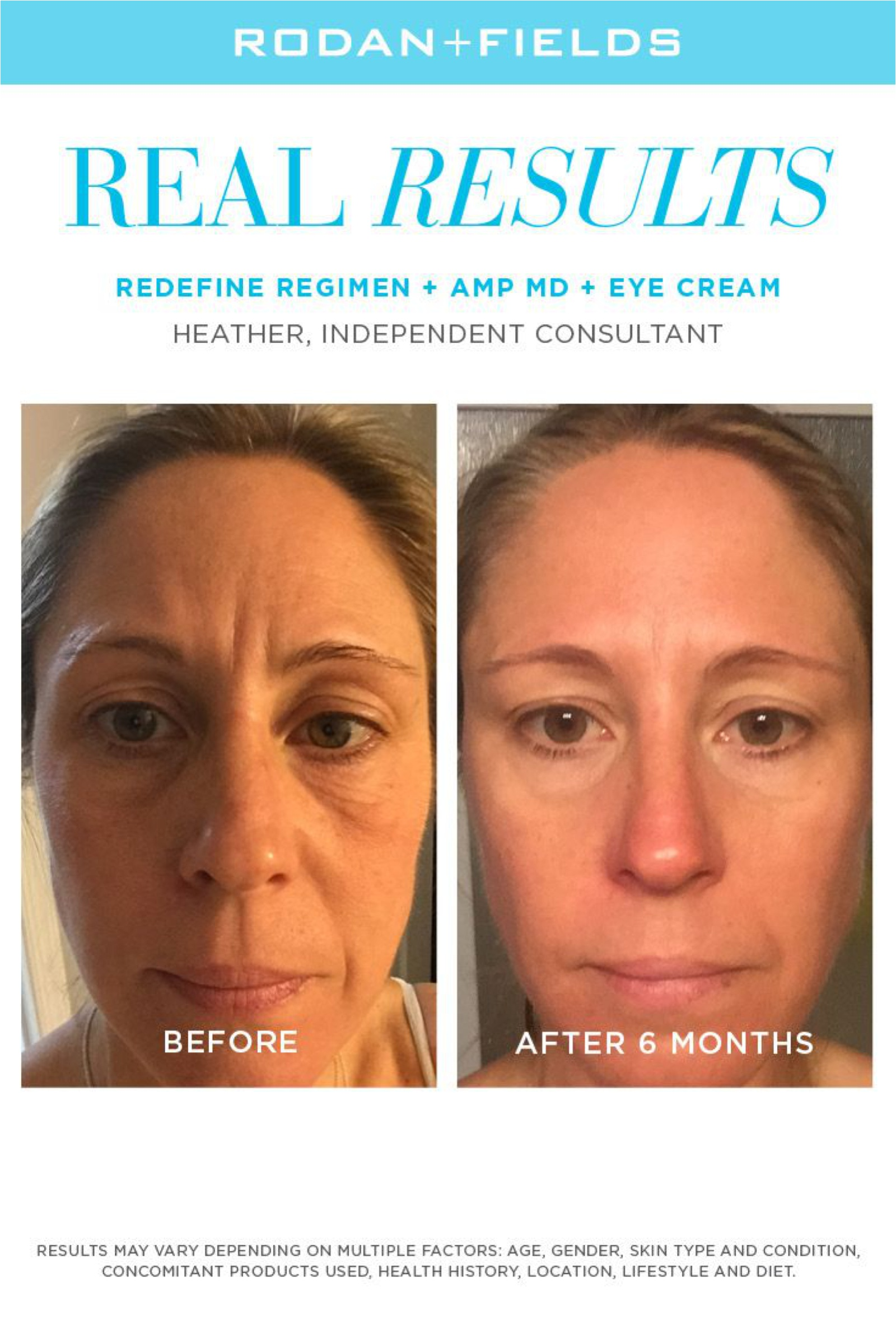Redefine Line - Click here to try our anti-aging line!