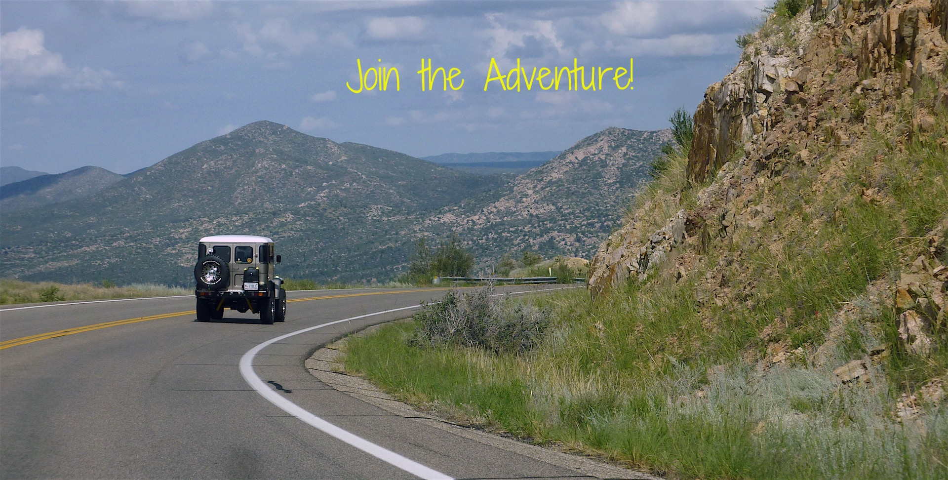 Join our  Adventures