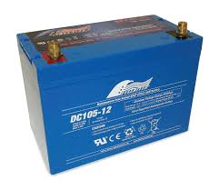 DC105-12   Dimensions: L307mm W169mm H211mm  Weight: 30.2kg  12 Volts 105 AH