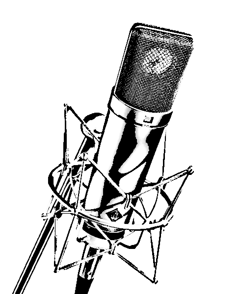 Nuemann U 87 Ai - Arguably the best known and most widely used studio microphone in the world (for good reason), the easy-to-recognize U 87 is a classic! A distinctive design and mythical Neumann sound make this microphone a must-have for pro studios. The U 87 is known for its one-of-a-kind frequency and transient response characteristics that delivers a smooth, natural sound.