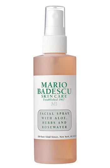 Mario Badescu Facial Spray with Aloe, Herbs, and Rosewater, Ulta, $7.