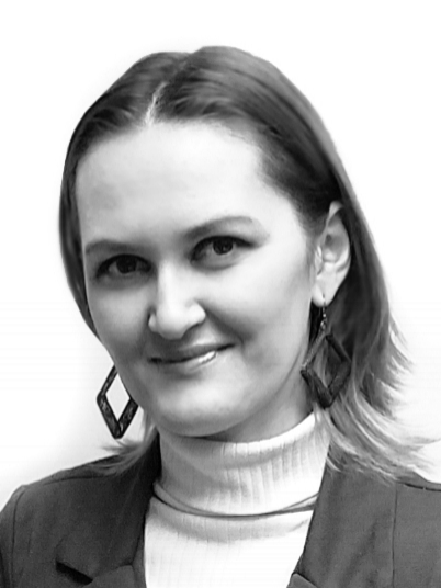 Olga Almayeva- Logistics manager