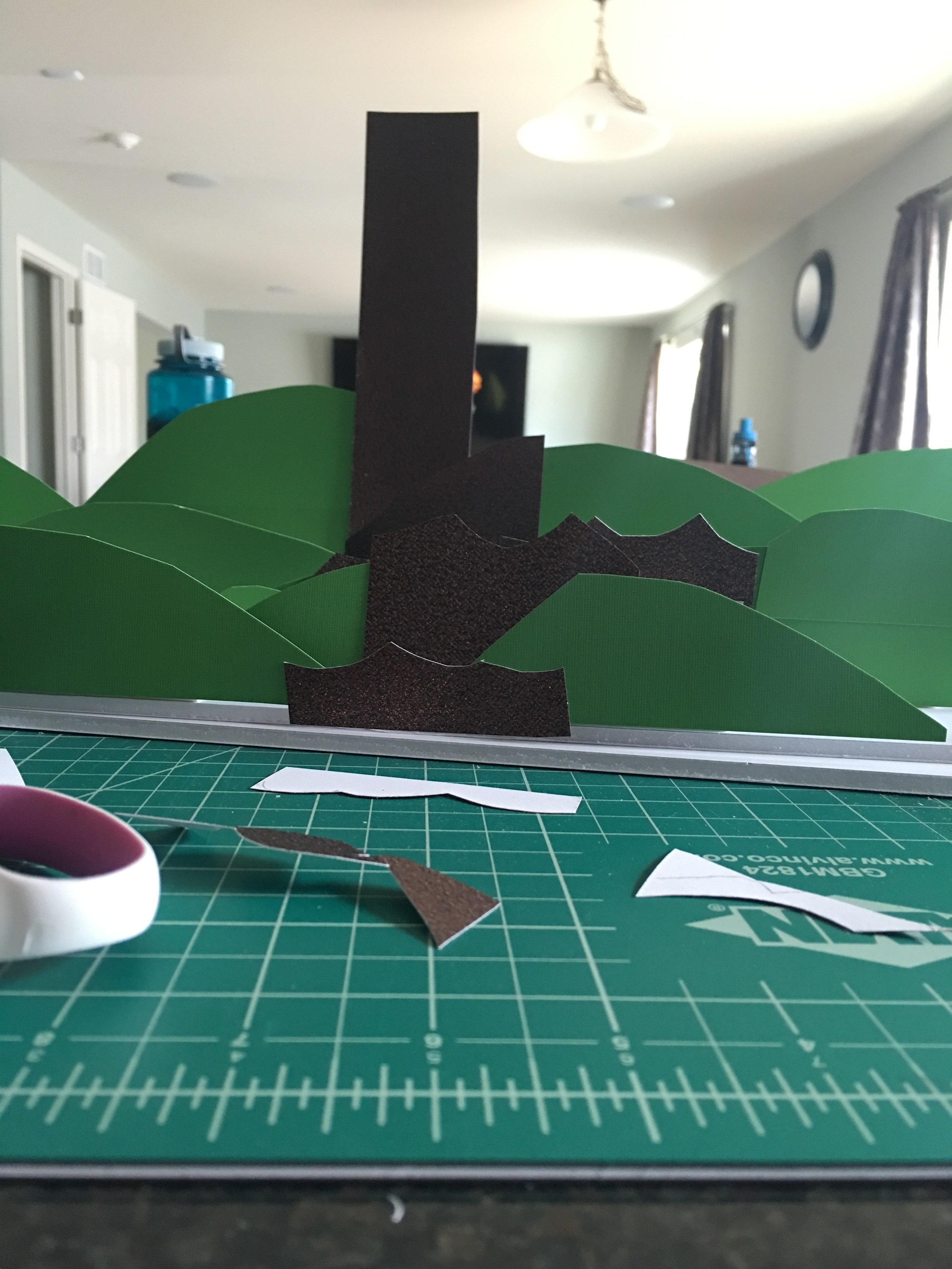 Charlie and the Chocolate Factory in Progress