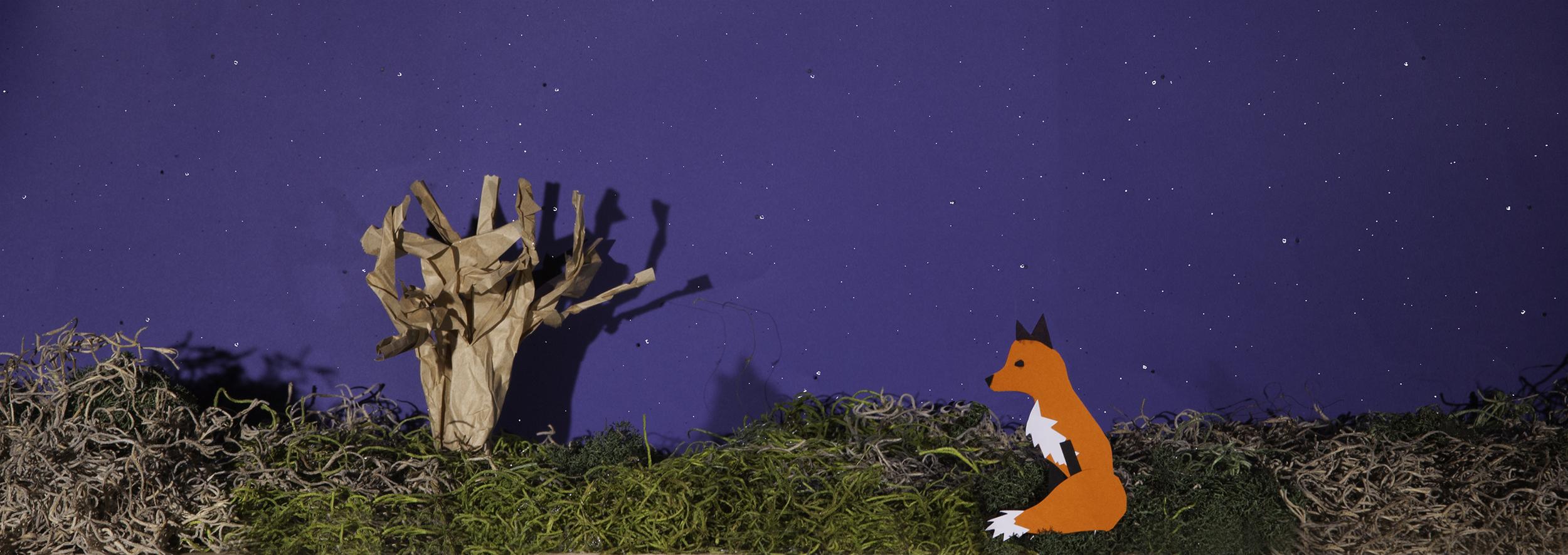 Fantastic Mr. Fox Dioarama