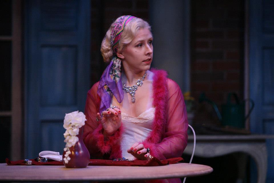 Véronique in Bizet's  Le docteur Miracle   CCM Opera 2013
