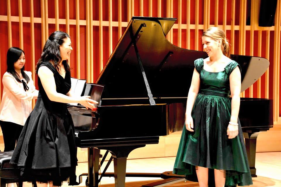 In Recital  Eri Nakamura, pianist