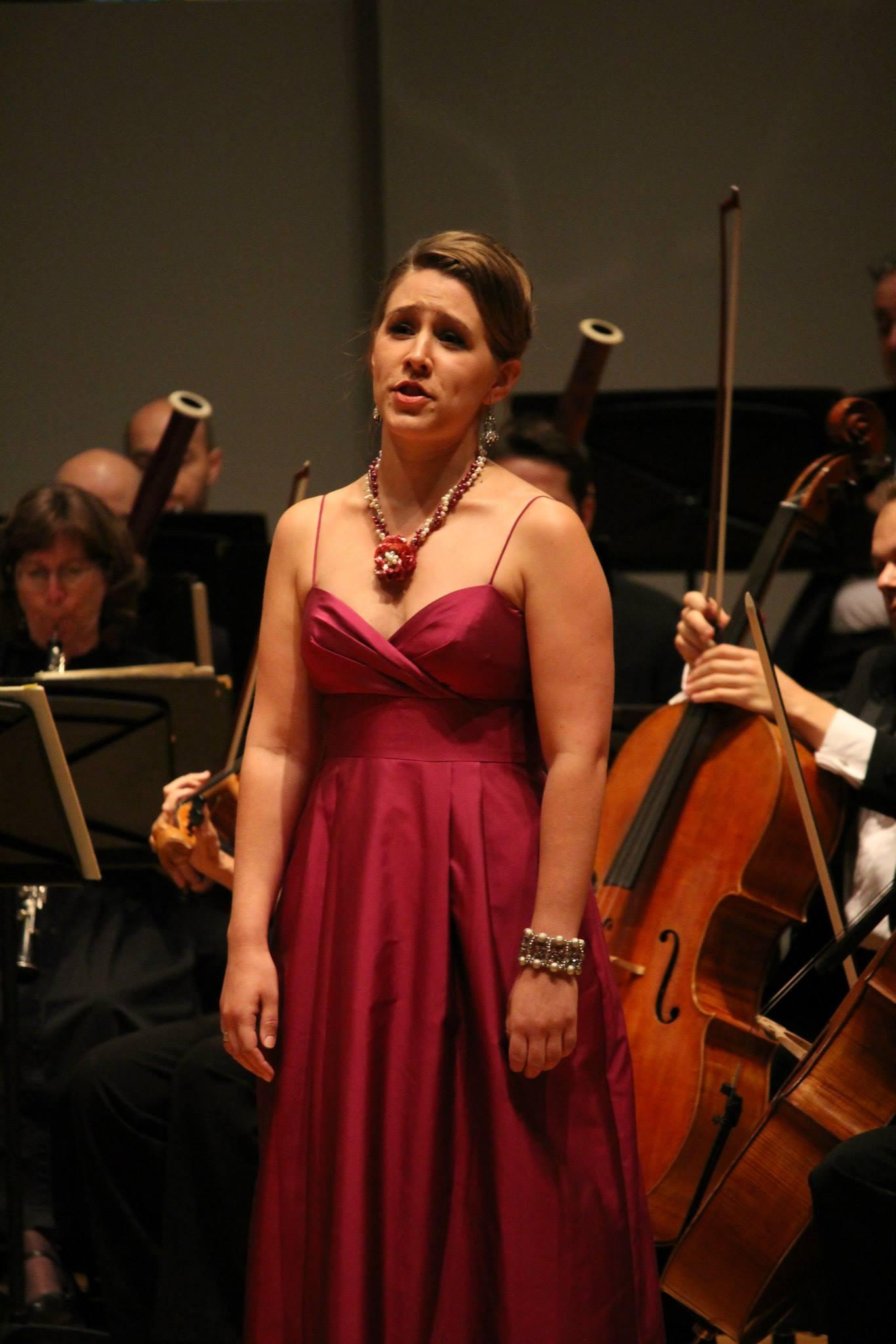 Stars of Tomorrow Concert  Des Moines Metro Opera 2015