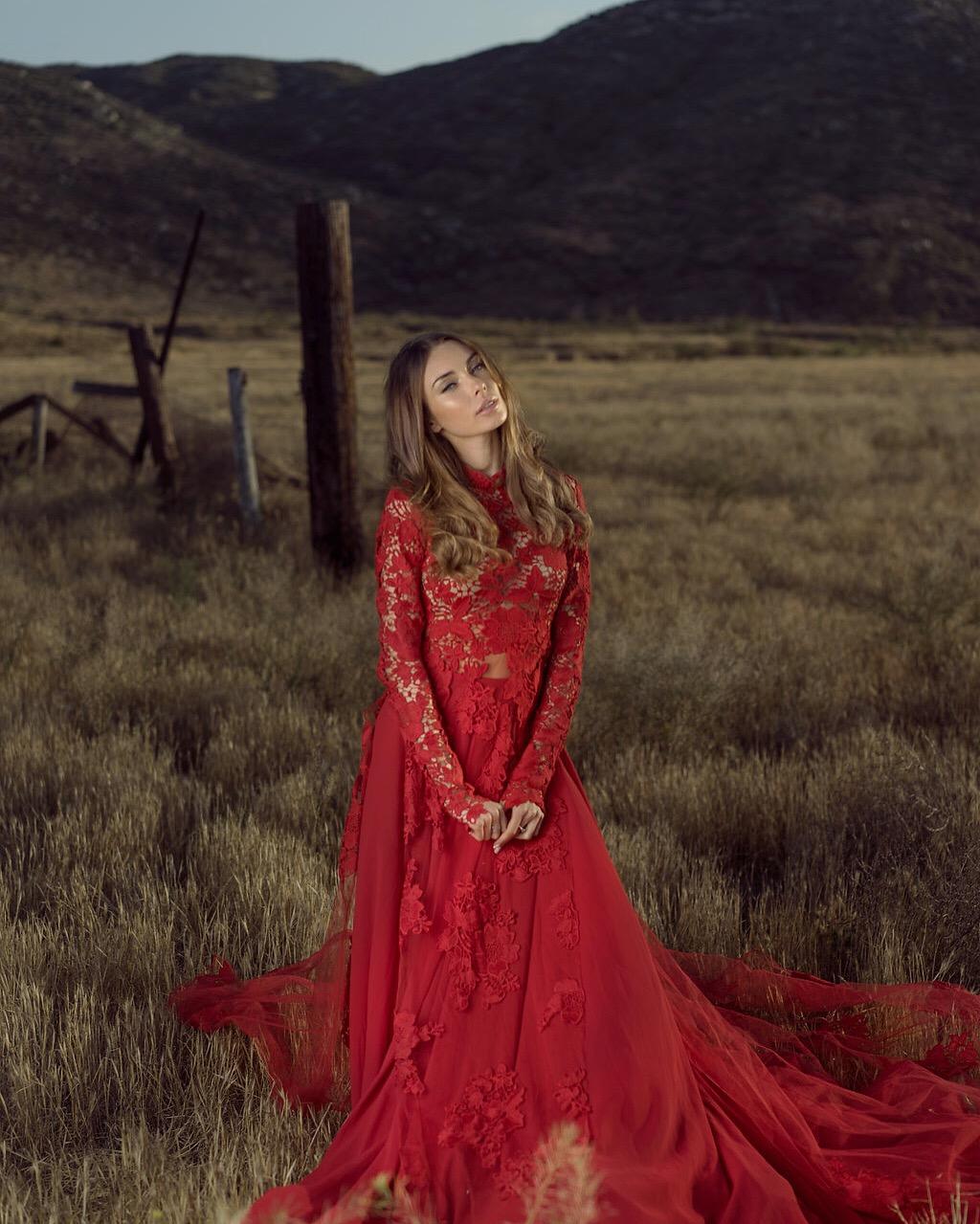 "Photographer: Matthew Schutter | Model: Elena Uvarova | Shot for NPN ""Mysterious"" line | Makeup by Ashley Tani"