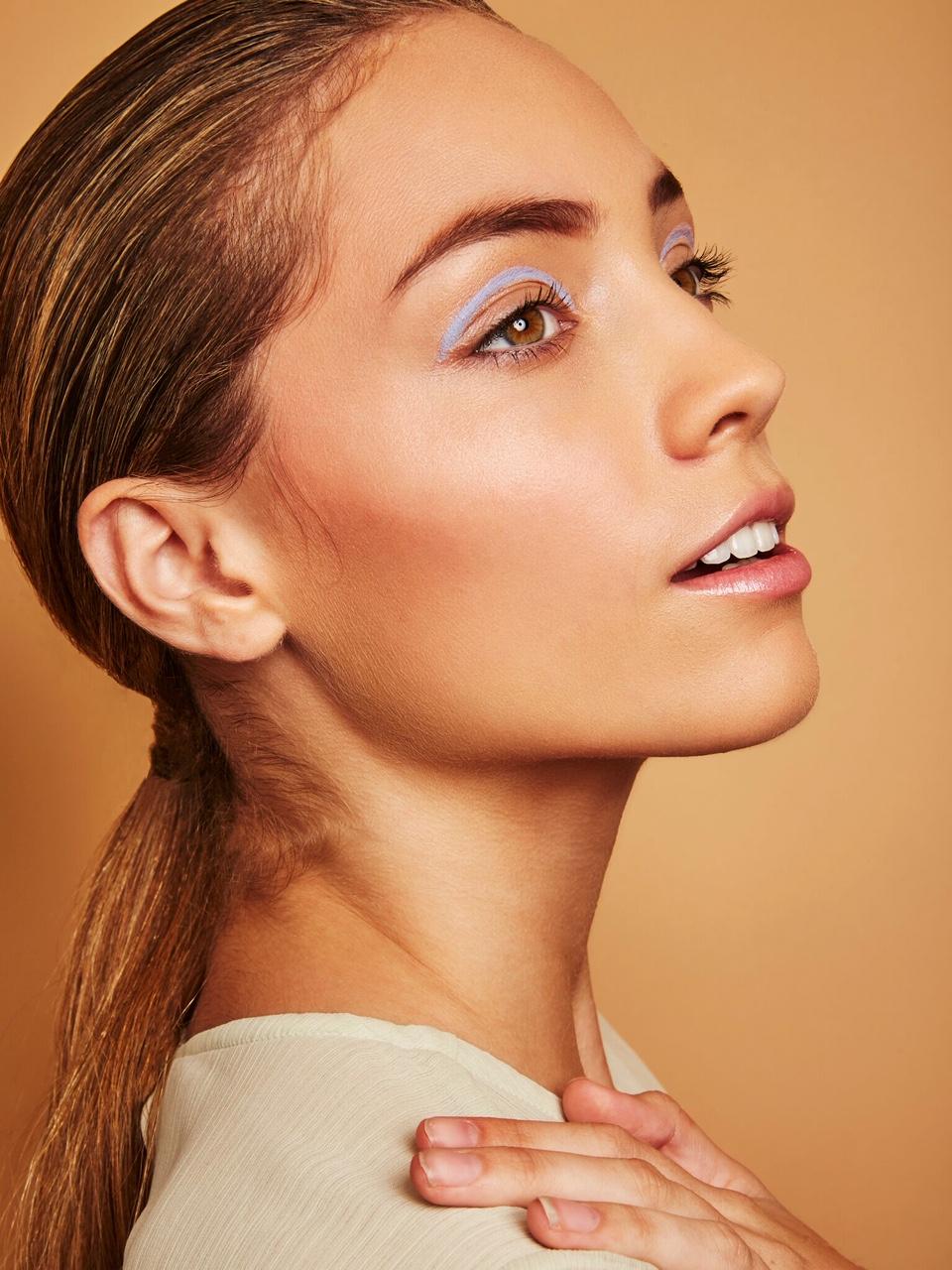 Photographer: Sergio Nechoechea | Model: Agustina Tisler | Hair: Brianna Barela