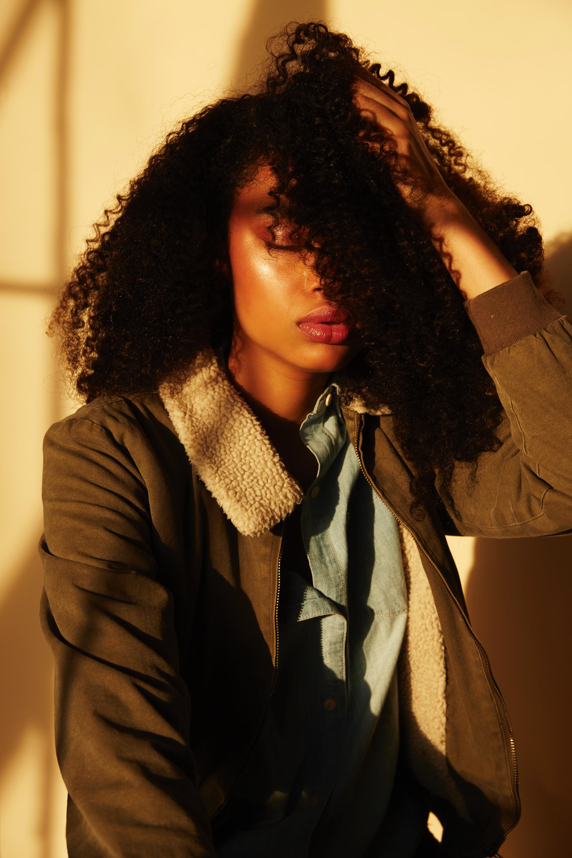 Photographer: Sergio Necoechea | Model: Kat M | Makeup by Ashley Tani