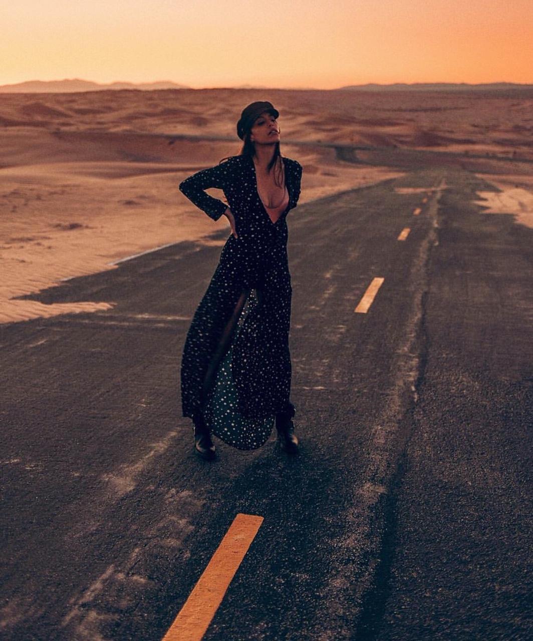 Photographer: Cam Mackey | Model: Rouge Apker | Styling: Jess Turner | Makeup by Ashley Tani