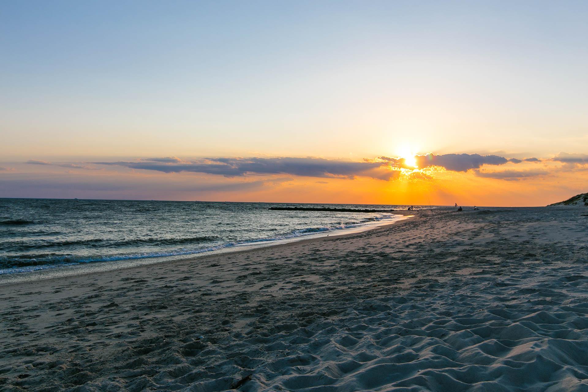 Sunset at Cape May