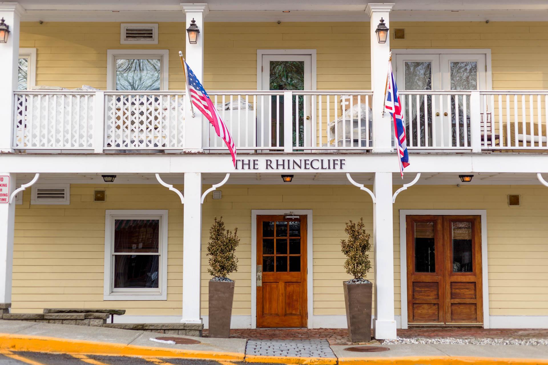The Rhinecliff Hotel