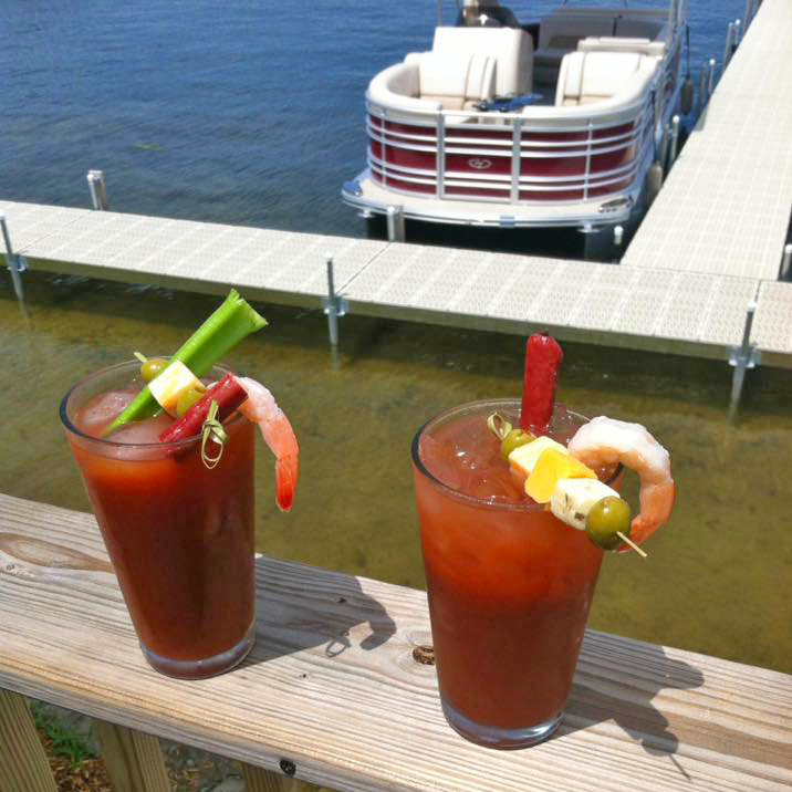 Signature Bloody Mary's