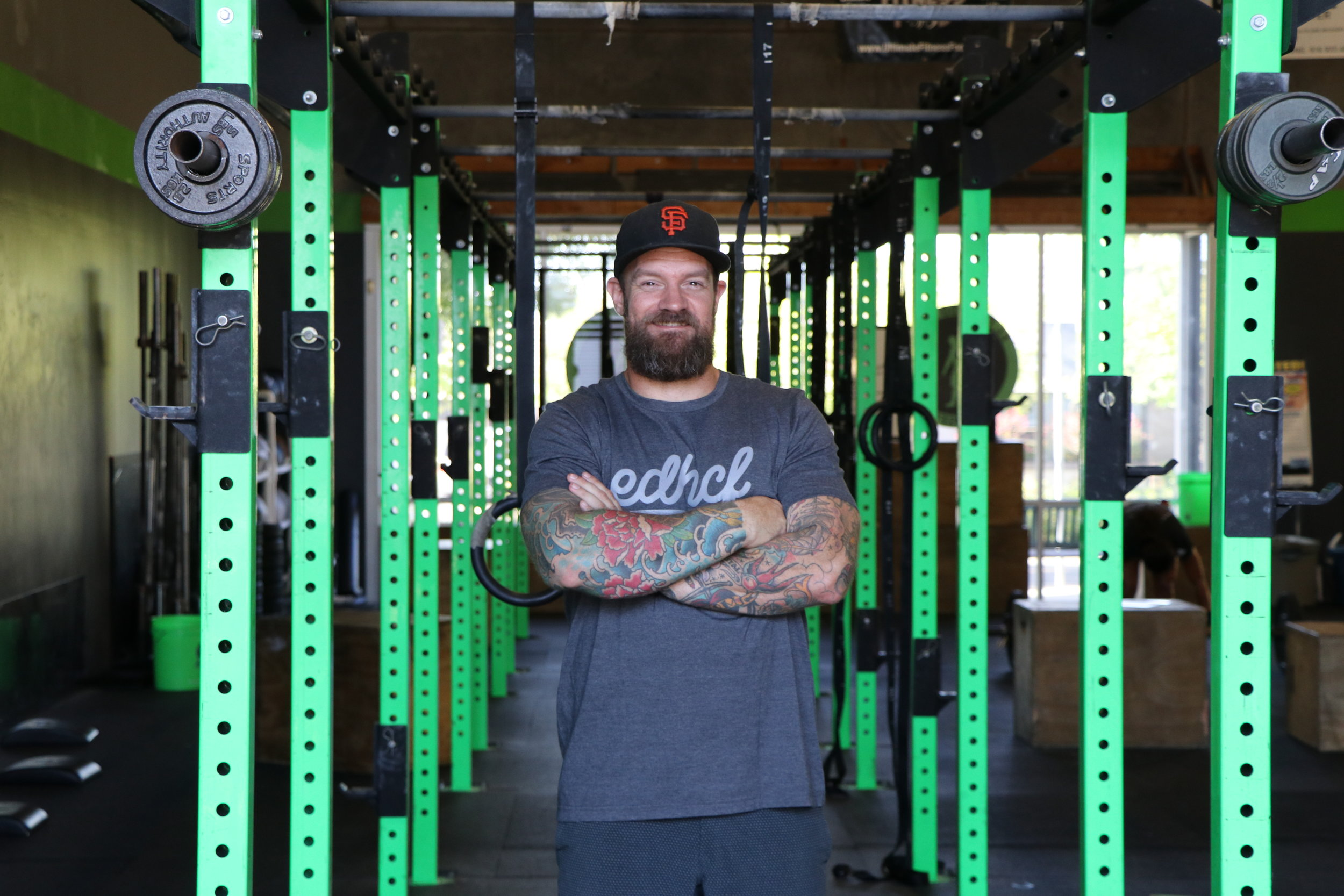 "JEFF PRESCOTT JR Owner & Head Coach    Jeff is the Owner and Head Coach at El Dorado Hills CrossFit. A former golfer and mixed martial artist, Jeff started CrossFit as a way to get in shape. Once he stopped fighting, he gained a significant amount of weight and didn't feel mentally or physically fit. ""I saw that there was a small CrossFit gym down the street from me and decided to try it out. After one workout, I was instantly hooked and never looked back! CrossFit allowed me to drop the weight and stay competitive.""  Jeff became so passionate about training that he wanted to help others achieve their goals as well. He became a certified Level 1 and Olympic Weightlifting Coach and has used his skills to make a positive difference in athletes' lives. He wants your workout to be the best part of your day. When you train at El Dorado Hills CrossFit, you don't just reach your goals, you surpass them!"