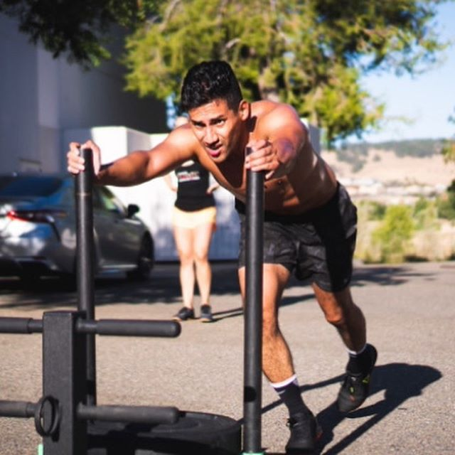 Pushing through the week like... #CrossFit  #edhcrossfit  #eldoradohills