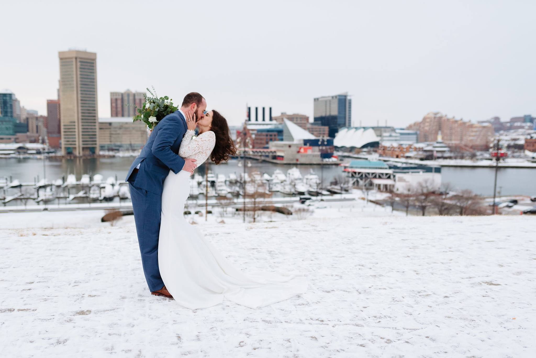 Allison & Matt - Tabrizi's | Baltimore, MD