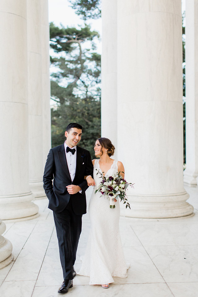 Samantha & Ash - Mayflower Hotel | Washington, DC