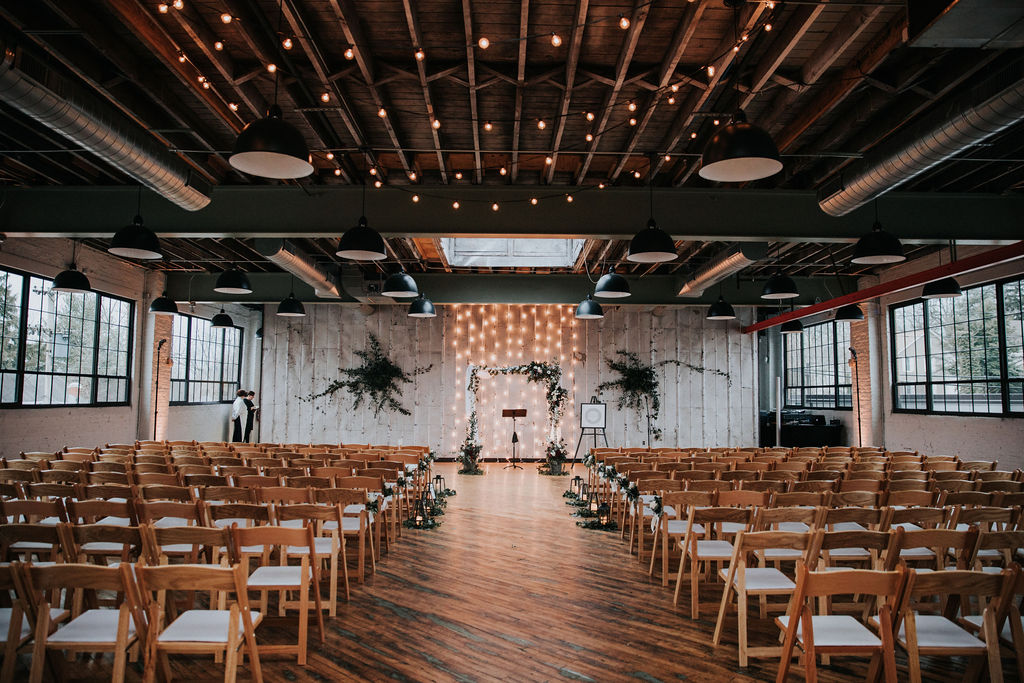 Rachel & Jeremy - Accelerator Space | Baltimore, MD