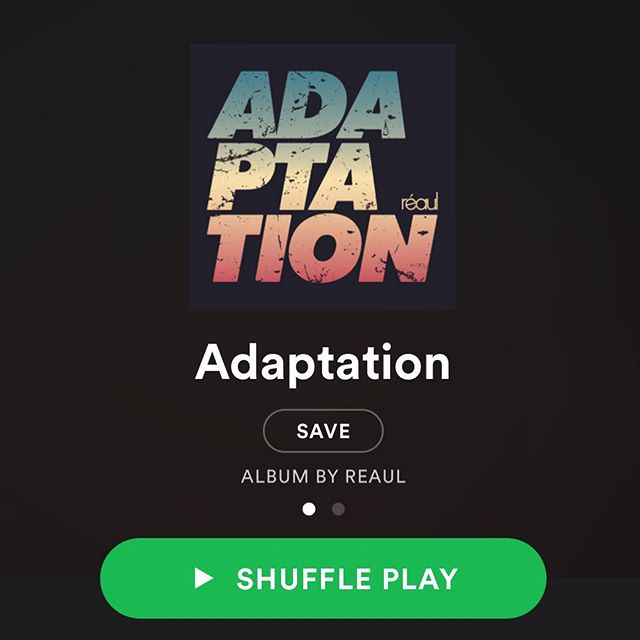 What is your favorite song off the new album?  #adaptation #newmusic #favoritesong #song #music #release #songwriter #producer #studio #shuffle