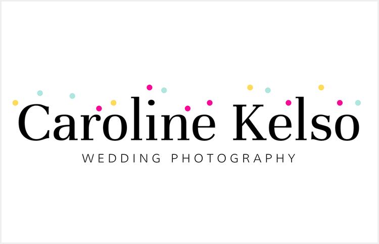 Example logo created without Photoshop