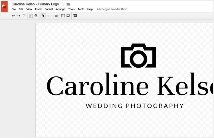 Using Noun Project icons on a logo